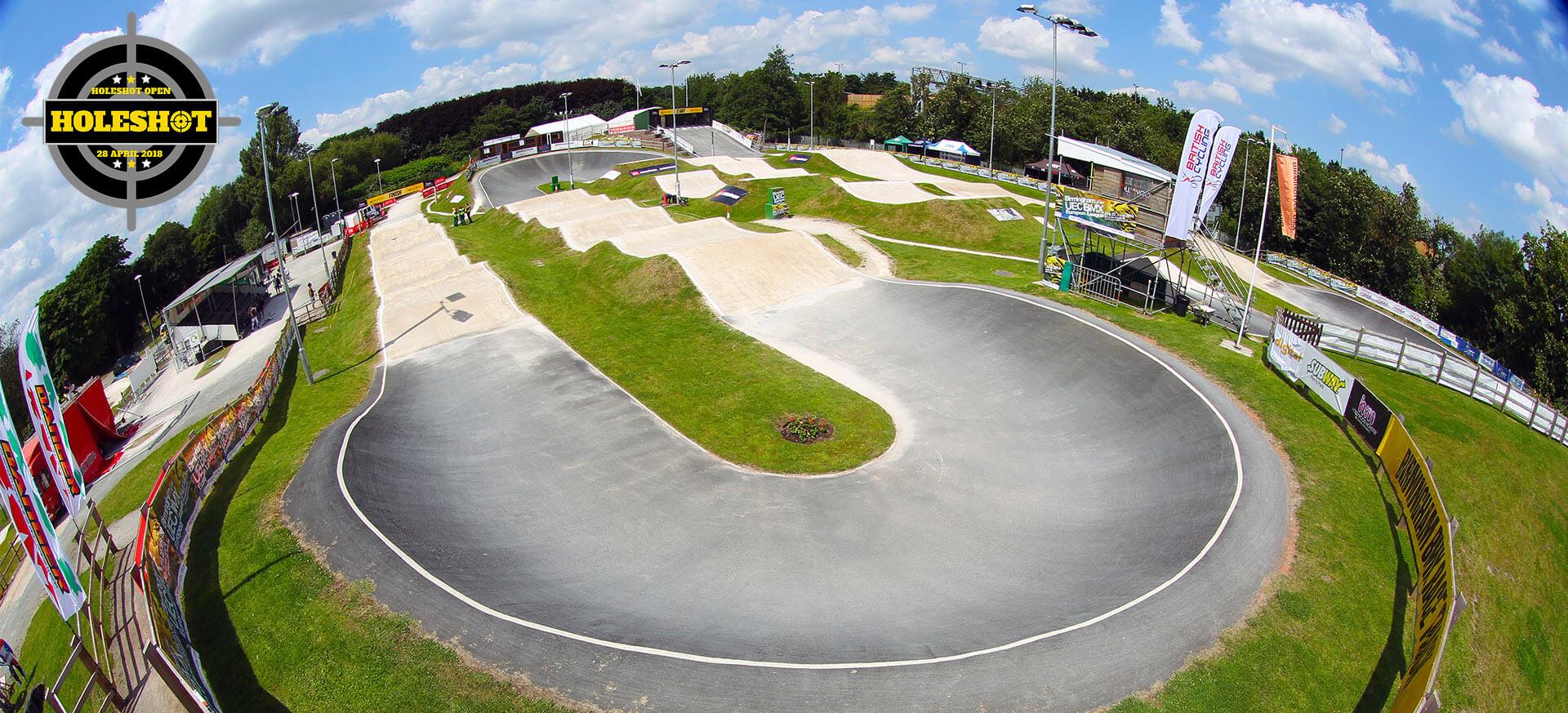 NXT Bike Park Holeshot Open