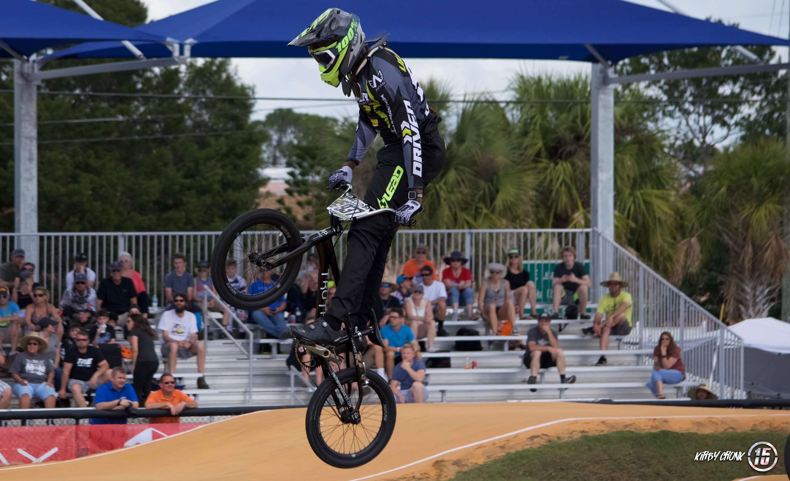 Jeff Upshaw Holly Tillman Gator Nationals - Kirby Cronk - Fifteen BMX