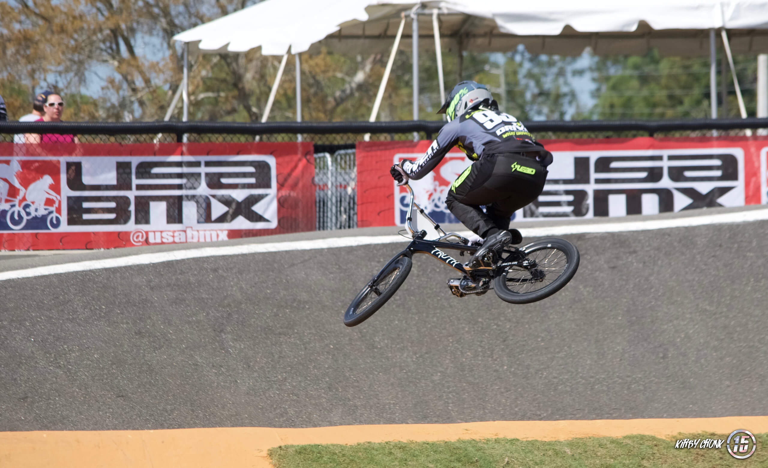 Jeff Upshaw Gator Nationals - Kirby Cronk - Fifteen BMX