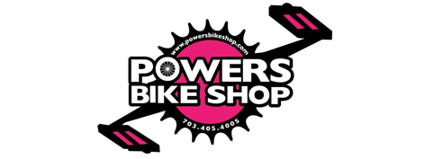 Powers Bike Shop Logo