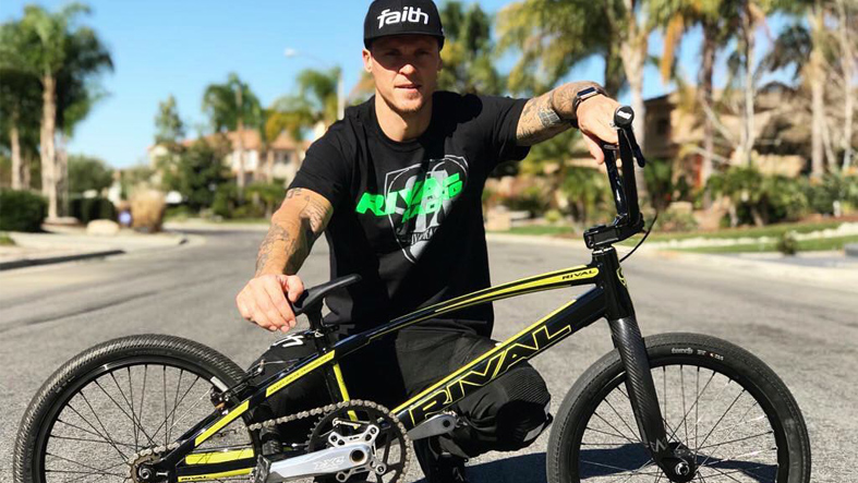 Strombergs signs with Rival Racing