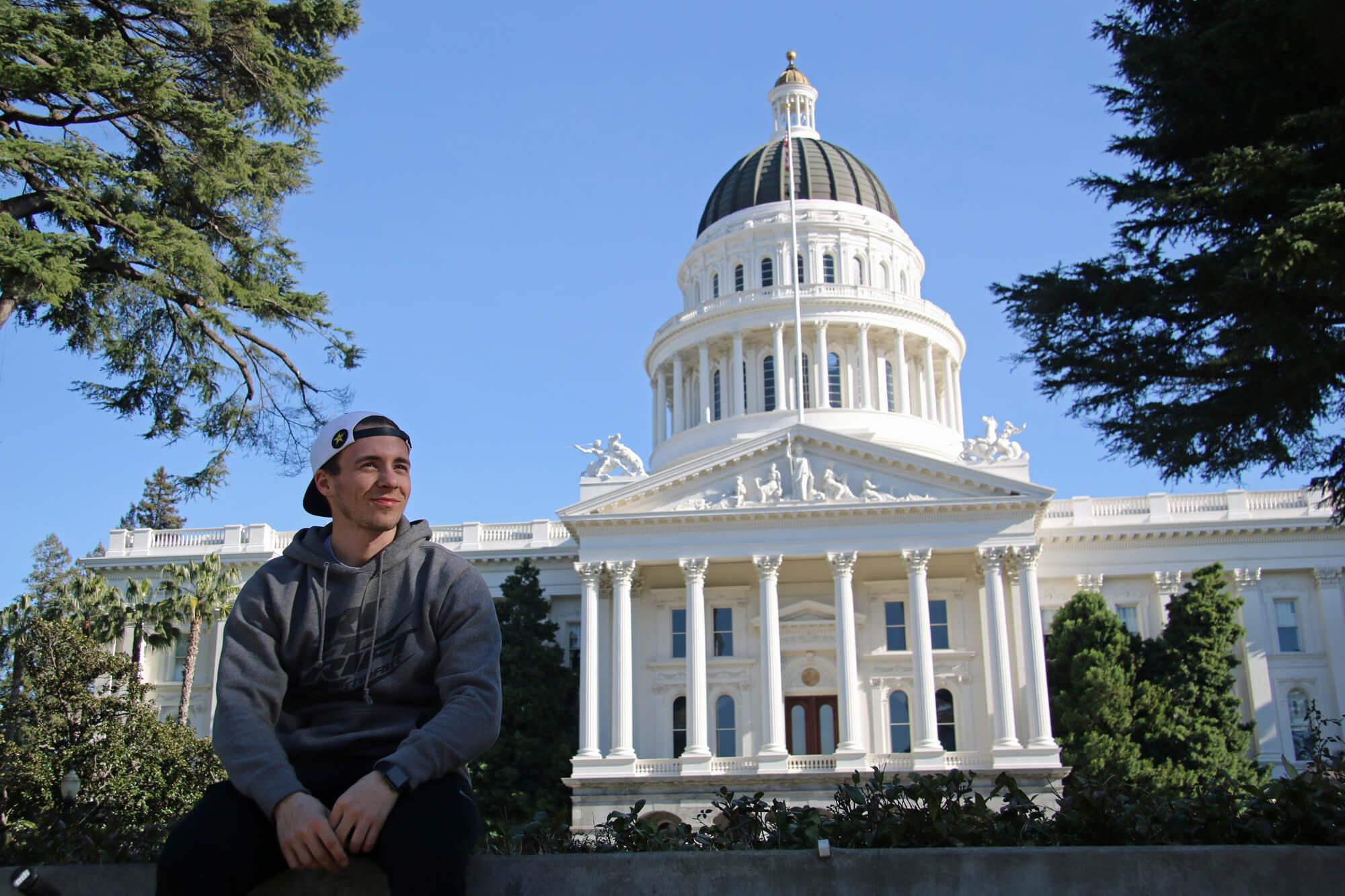 Romain Mahieu - Sacramento