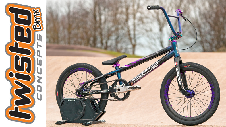 Twisted Concepts … New year, new riders, new bikes!