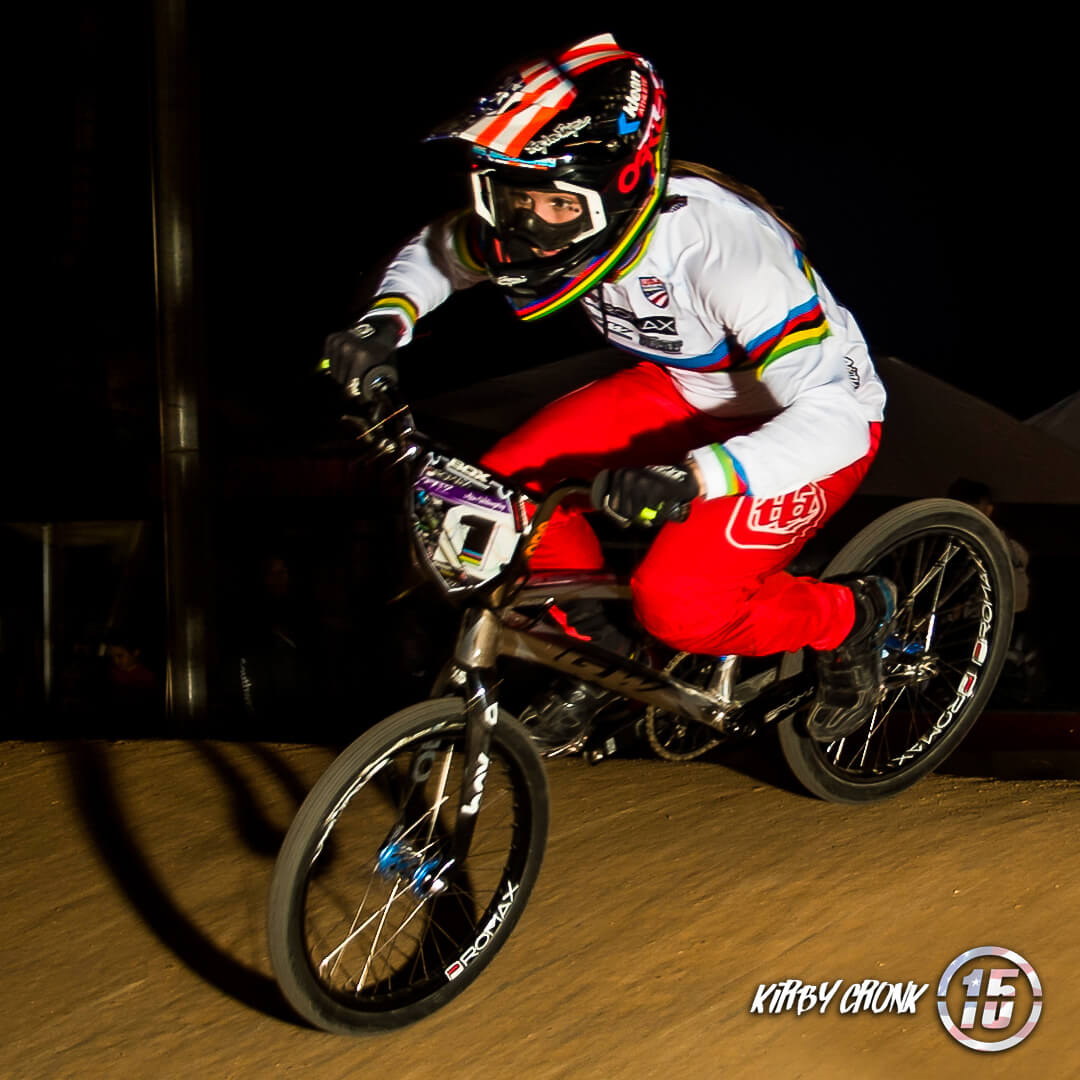 USA Winter Nationals 2018 - Kirby Cronk / Fifteen BMX