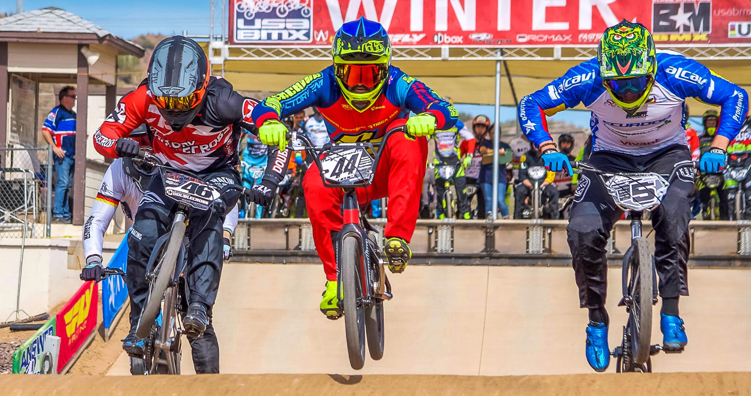 Anthony Dean Winter Nationals 2018 - Kirby Cronk