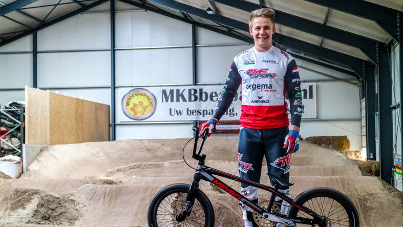 Mitchel Schotman | 2018 TVE Sport Meybo
