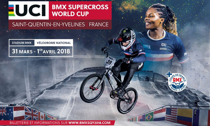 UCI 2018 SX World Cup Paris