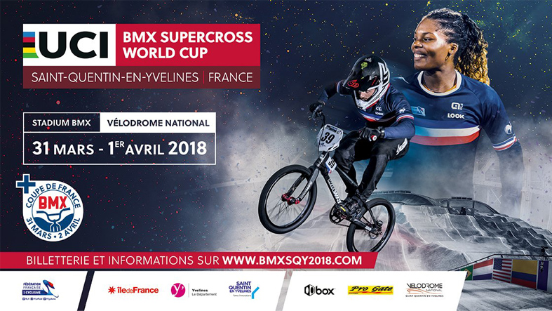 2018 UCI Supercoss World Cup | Paris REPLAY