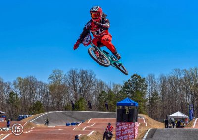 09 USA BMX Rock Hill - Kirby Cronk