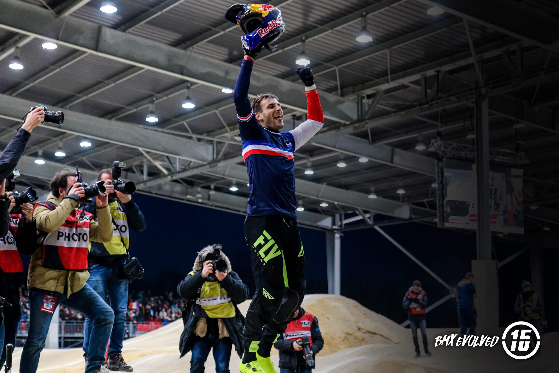 UCI SX Paris R2 2018 - Fifteen BMX