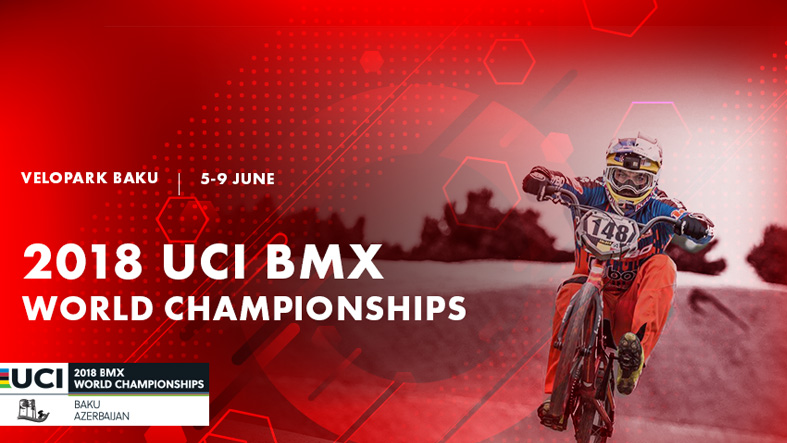 2018 UCI BMX World Championships Baku | REPLAY