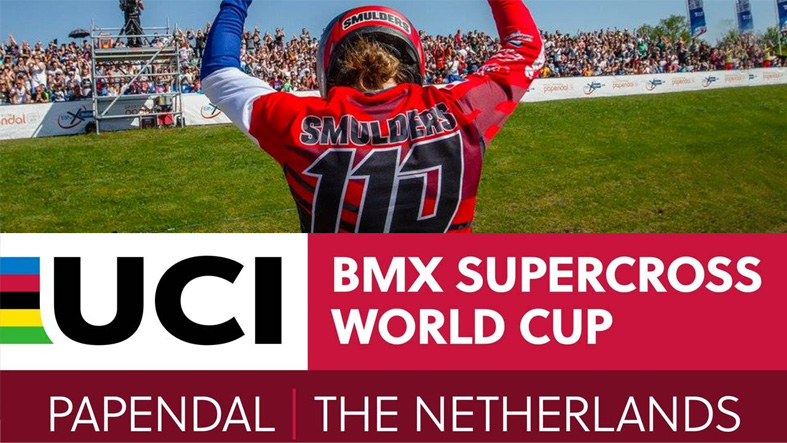 2018 UCI Supercoss World Cup | Papendal REPLAY