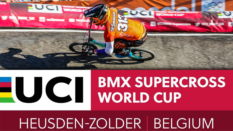 2018 UCI Supercoss World Cup | Zolder REPLAY
