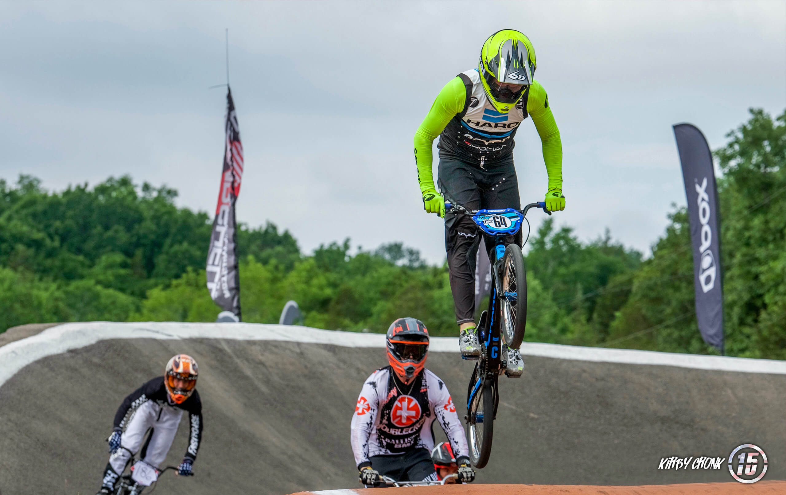 Nic Long Predicts 2018 BMX Worlds - Kirby Cronk
