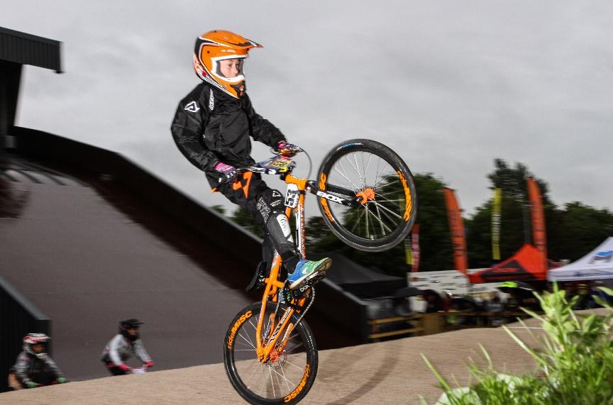 Twisted Concepts Cyclopark - BMX Widow Photos