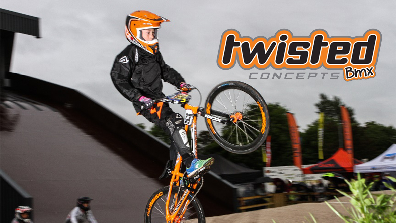 Twisted Concepts Report – 2018 British BMX Series R7 & 8 | Knightswood, Glasgow