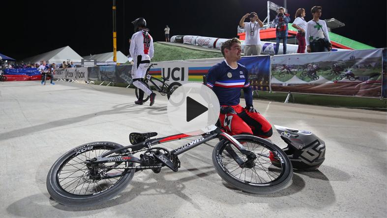 2018 UCI BMX World Championships   Highlights