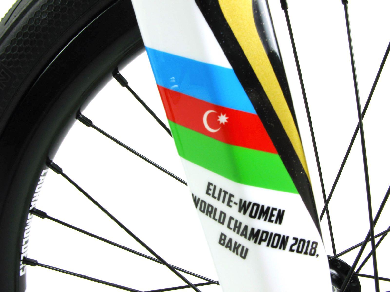 Laura Smulders Meybo W1 - Meybo Bikes