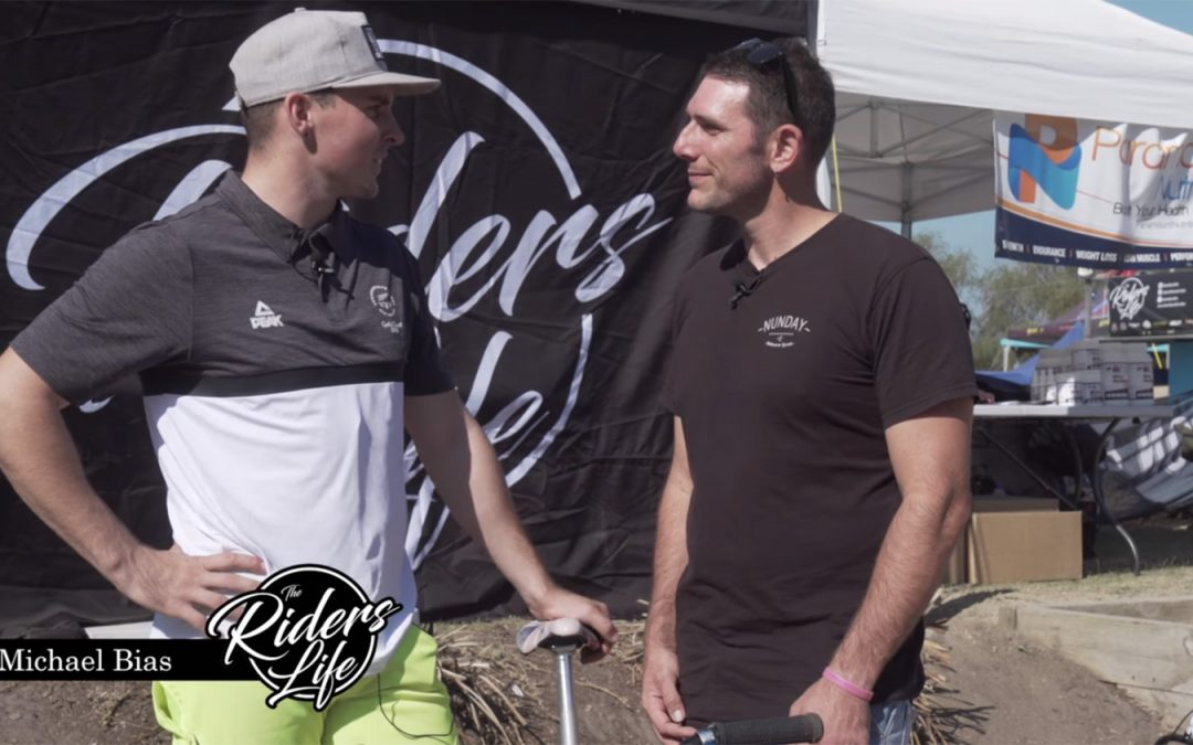 The Riders Life | Michael Bias & Sophie Kerrisk