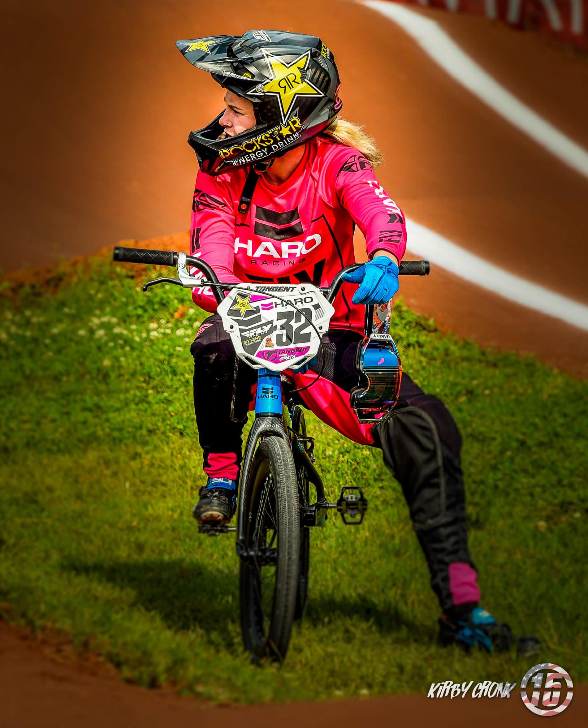 Brooke Crain 2018 USA Cycling - Kirby Cronk