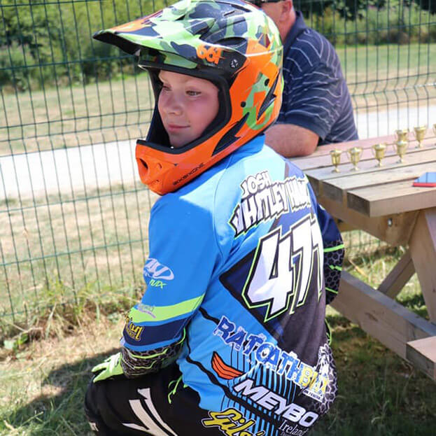Josh Whitley Halvey Fifteen BMX 1