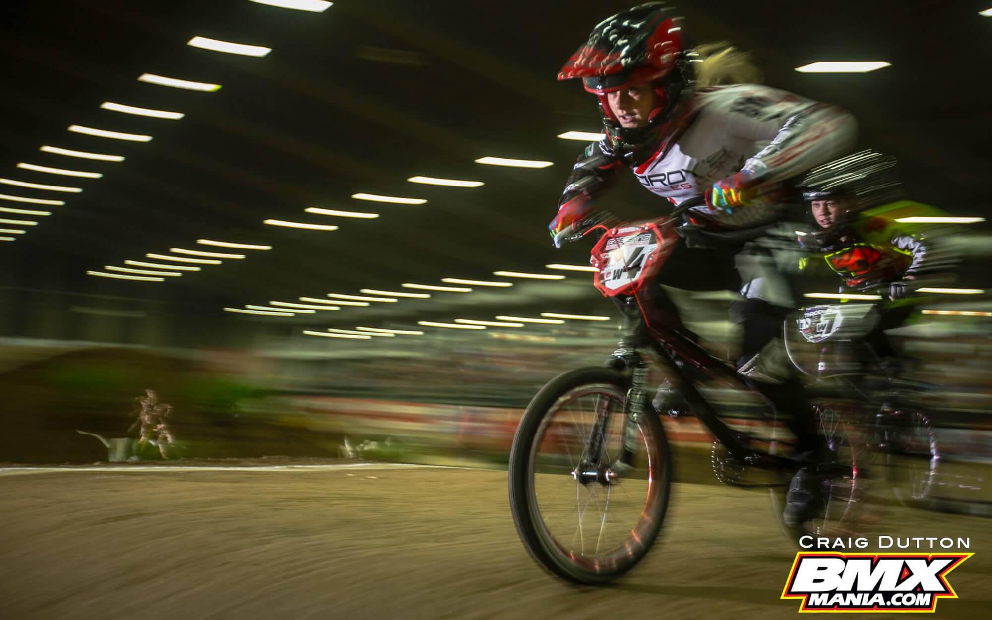 Lexis Colby - Craig Dutton / BMX Mania