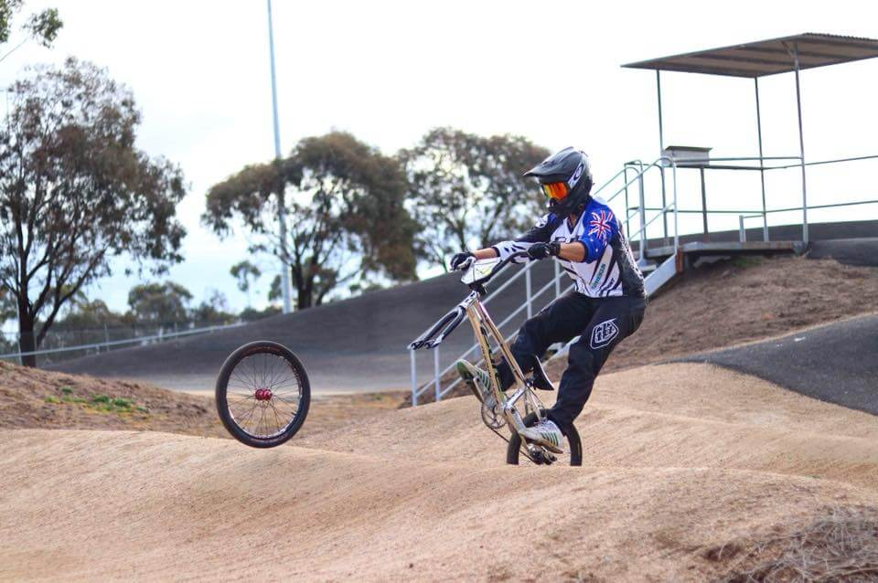 Brandon Tehiko Bike Check