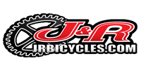 J & R Bicycles Logo
