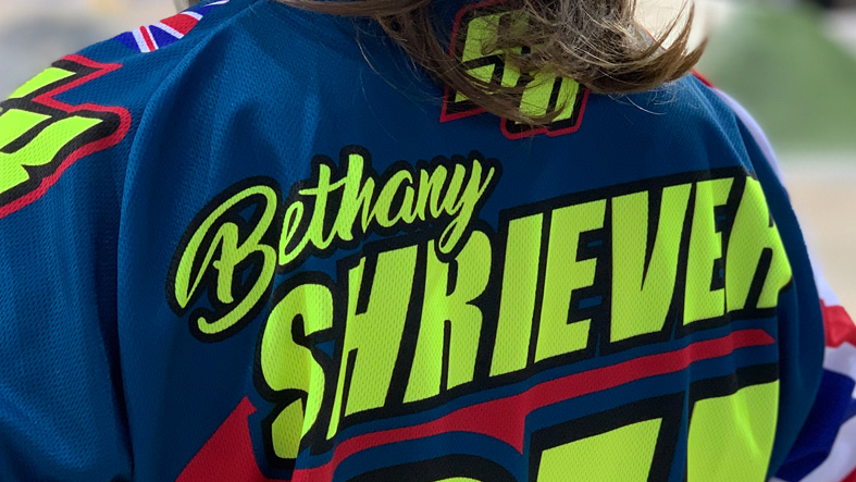 Bethany Shriever | Factory Supercross