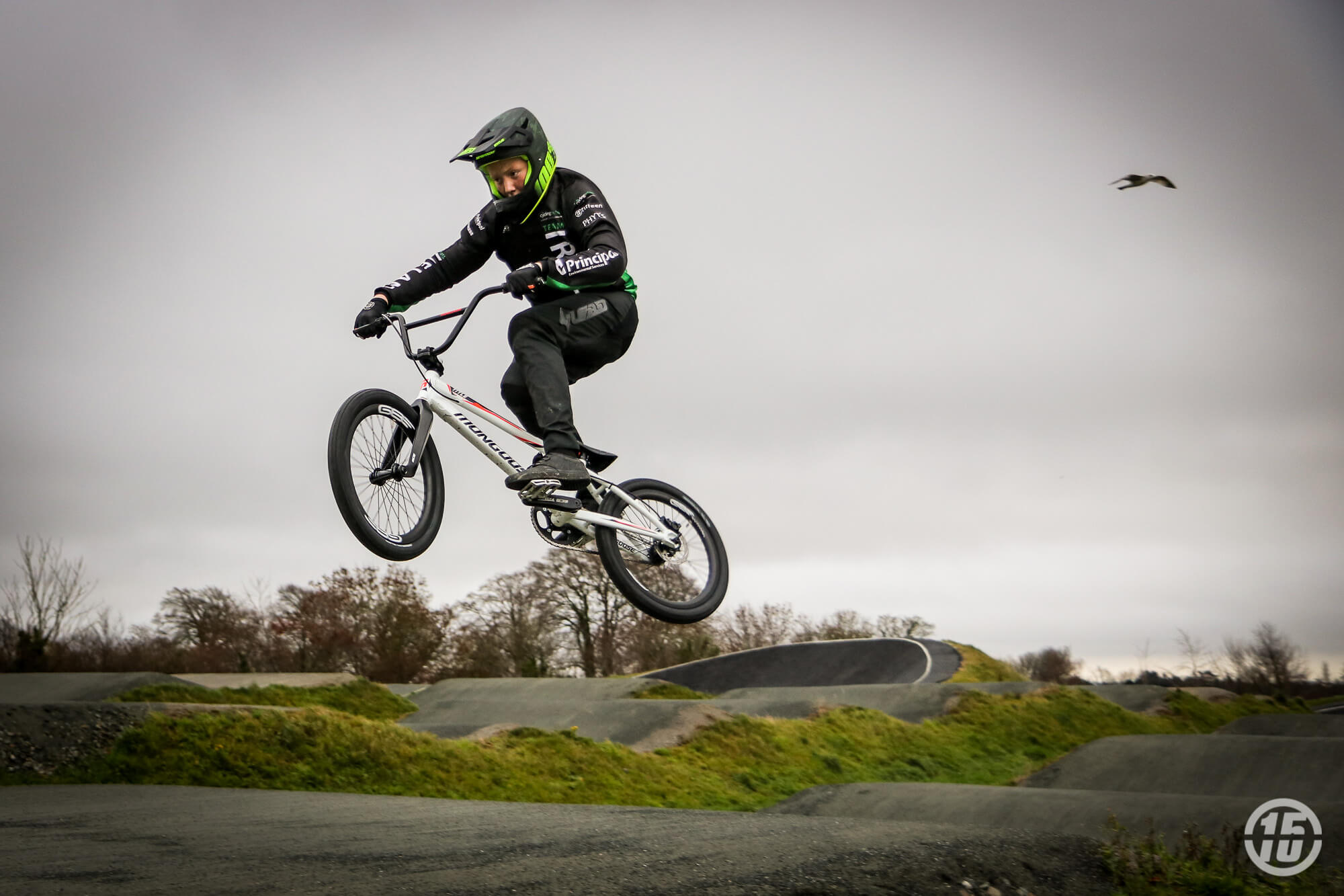 Gate8 BMX 2019 Mongoose Team Bike - Fifteen BMX