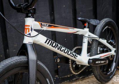 Gate8 BMX Team Mongoose - Fifteen BMX-2517