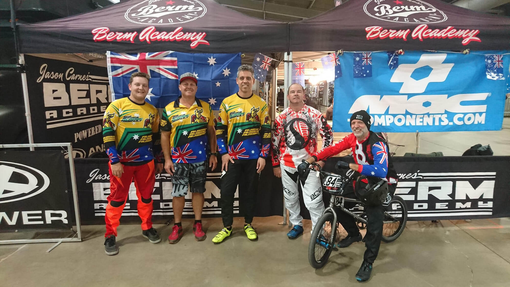 USA BMX Grands 2018 - Aussie Grand's Consulate - Bruce Morris
