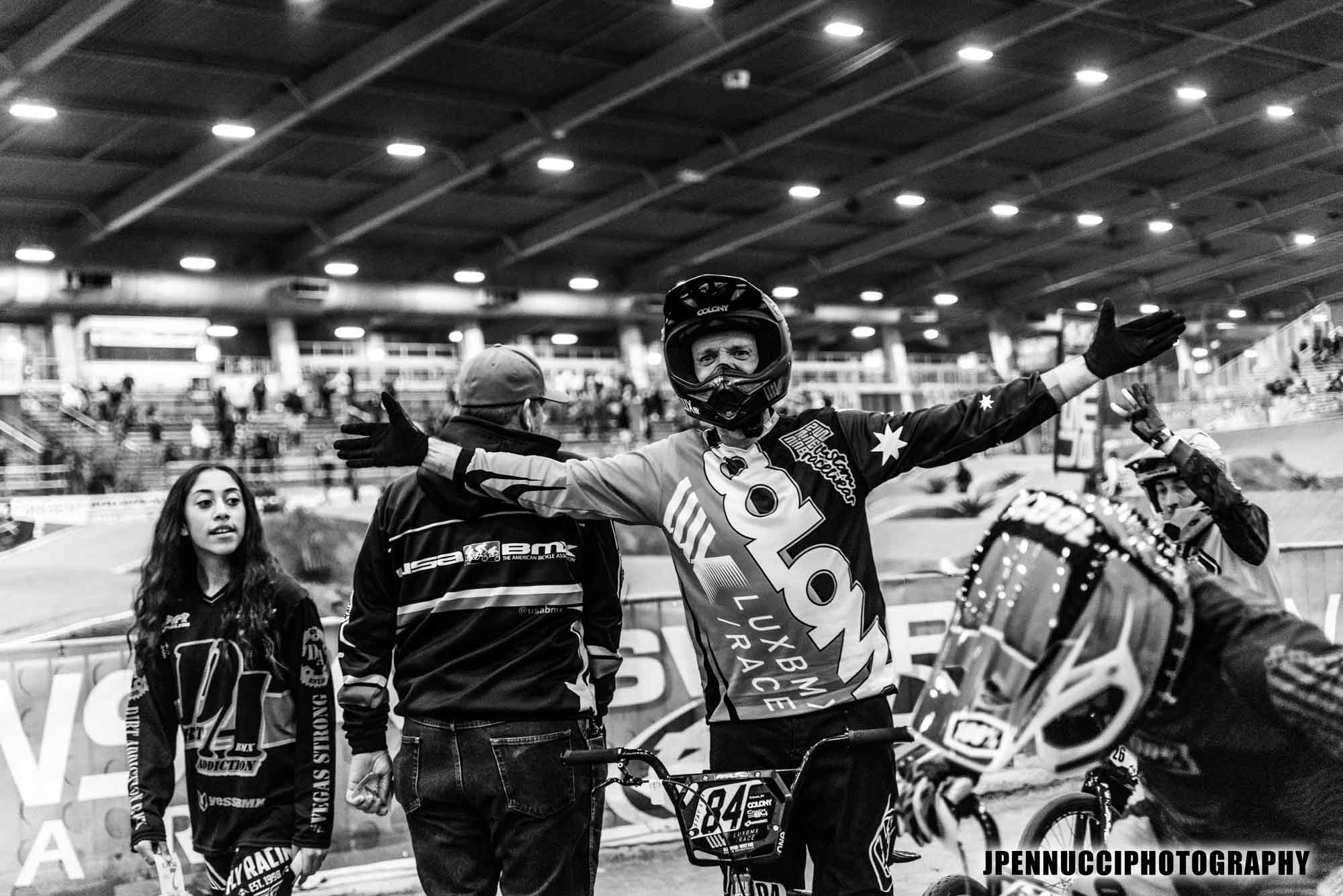 USA BMX Grands 2018 - Bruce stoked at 3rd in 51x JPennucci Photography