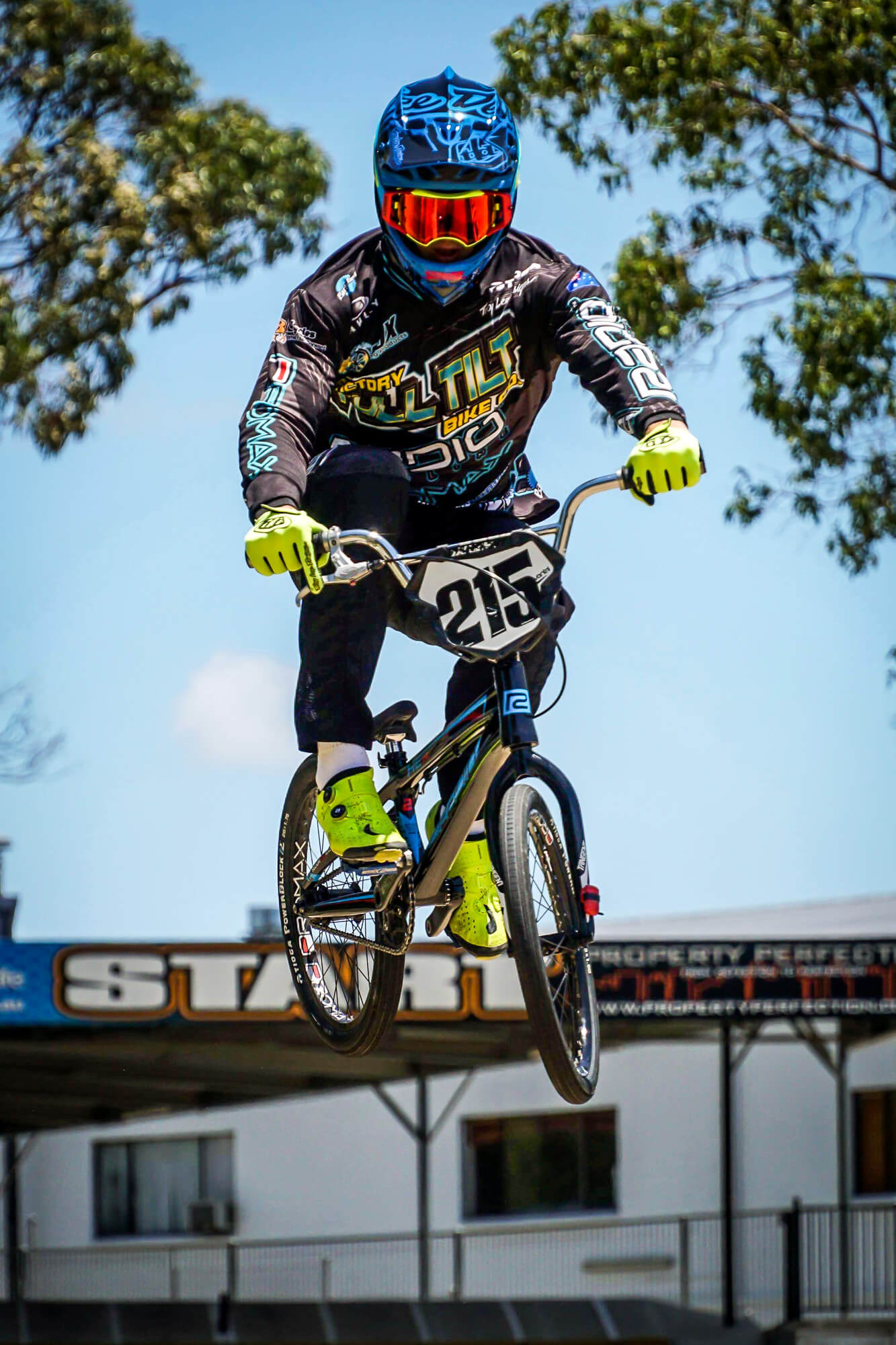 Josh Mclean Full Tilt Racing - Fifteen BMX Interview Dec 2018