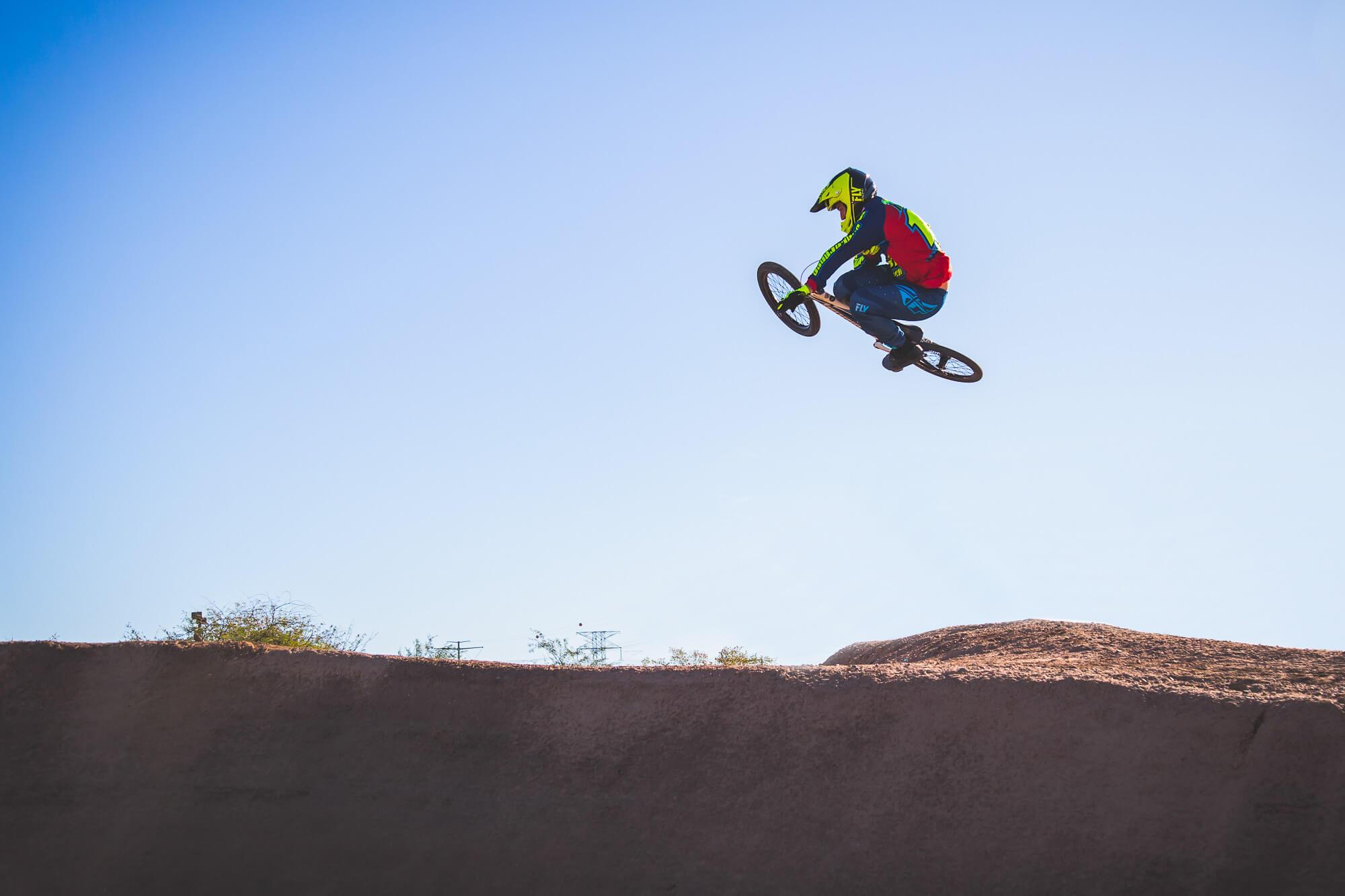 Bubba Harris - Supercross BMX