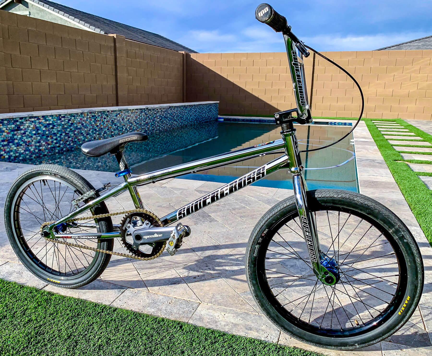 Bubba Harris - Supercross BMX SX450