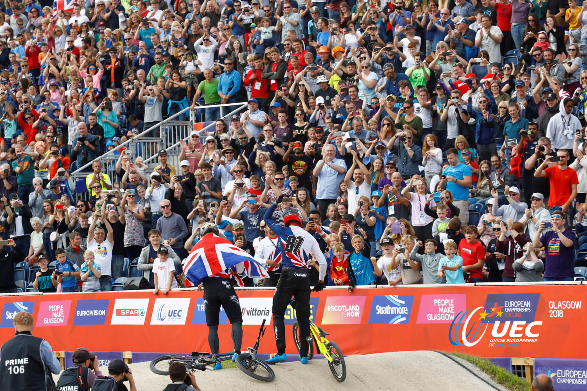 UCI Cycling World Championships - photo by UEC
