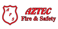 Aztec Fire and Safety Logo