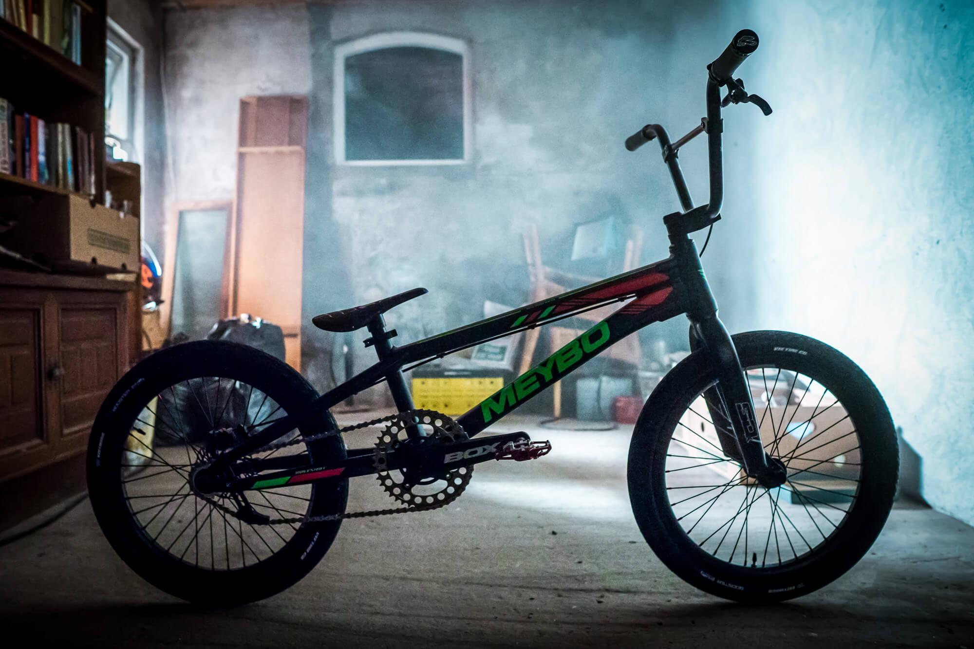 Niels Bensink 2019 Team Oegema TVE custom Meybo - Bike Check