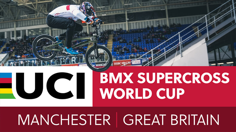 2019 UCI Supercross World Cup | Manchester REPLAY