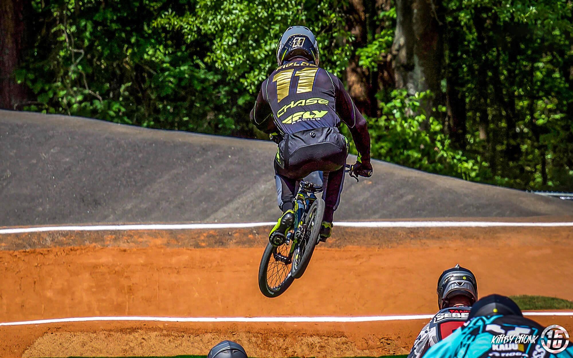 Connor Fields Fifteen BMX - Kirby Cronk