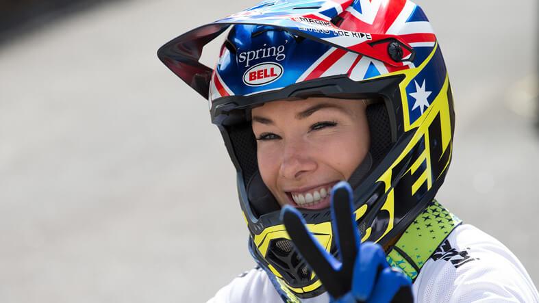 Caroline Buchanan   Back in the Race