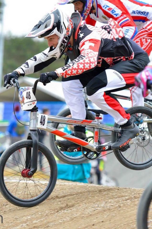 David Graf BMX