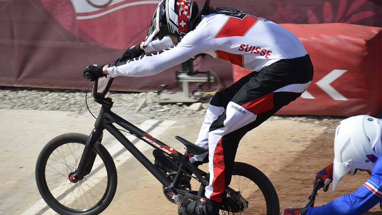 David Graf Baku - Swiss Cycling