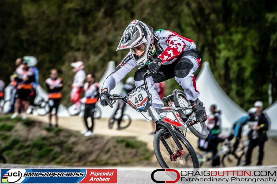 David Graf Papendal SX 1 - Craig Dutton