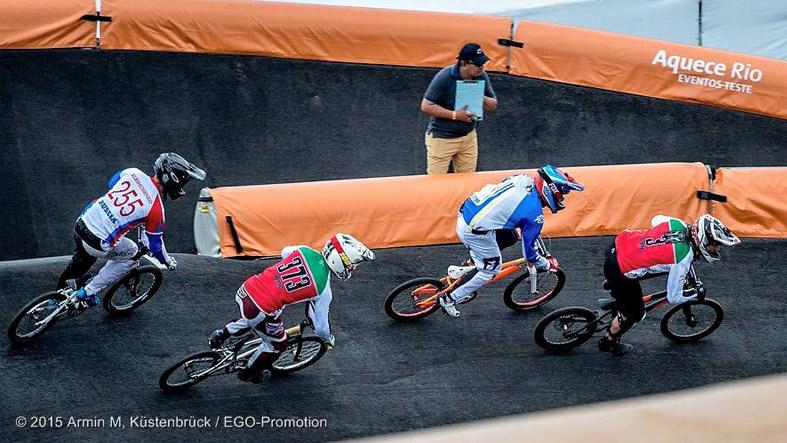 David Graf Rio Test Event - Armin M Kustenbruck EGO-Promotion