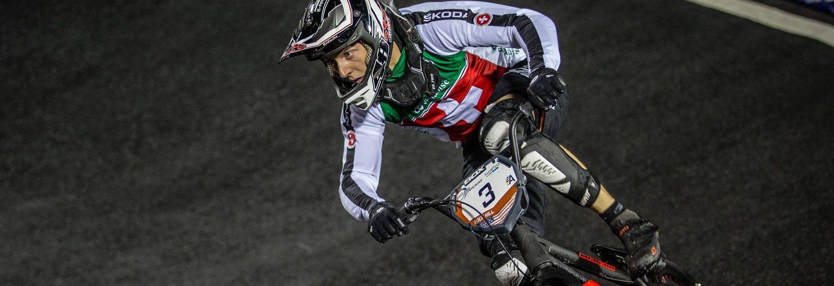 David Graf UCI BMX SX