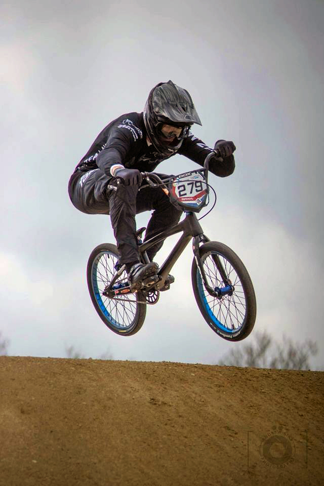 Trent Jones BMX