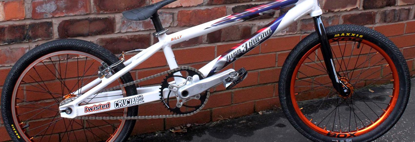 Billy Luckhurst Bike Check Fifteen