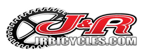 J & R Bikes Logo